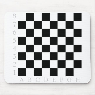 Chessboard Mouse Pad