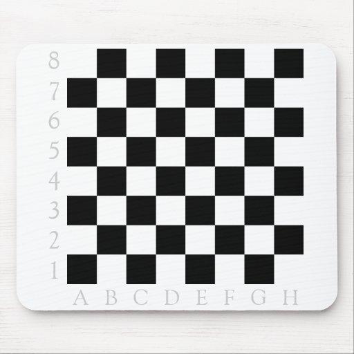 Chessboard Mousepad
