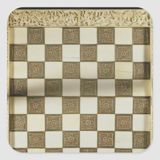 Chessboard Square Sticker