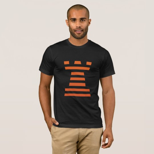 ChessME! Black Inverse T-Shirt