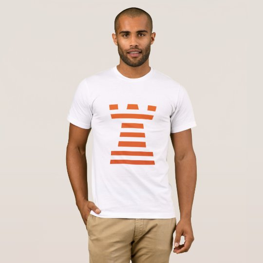 ChessME! White Inverse T-Shirt