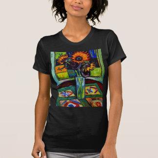 Chest Full of Sunflowers T-Shirt