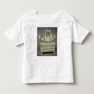 Chest with a boat decorated with two heads toddler T-Shirt