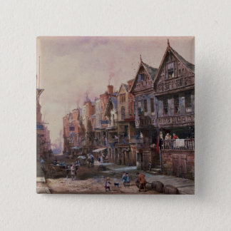Chester 15 Cm Square Badge