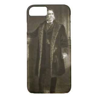 Chester A. Arthur, 21st President of the United St iPhone 8/7 Case