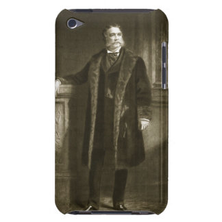 Chester A. Arthur, 21st President of the United St iPod Case-Mate Cases