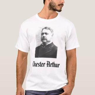 Chester_Arthur, Chester Arthur T-Shirt