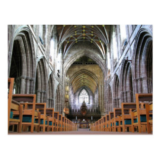 Chester Cathedral Postcard