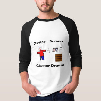 Chester Drawers T-Shirt