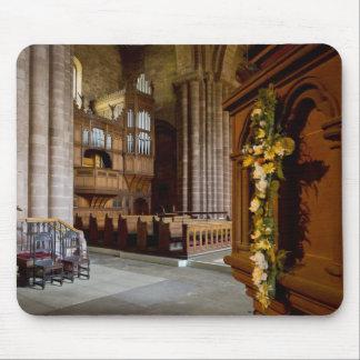 Chester organ mousepad