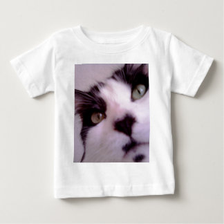 Chester the cat close up baby T-Shirt