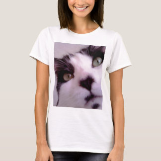 Chester the cat close up T-Shirt
