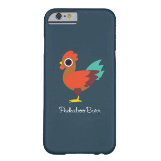 Chester the Rooster Barely There iPhone 6 Case