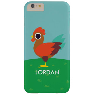 Chester the Rooster Barely There iPhone 6 Plus Case
