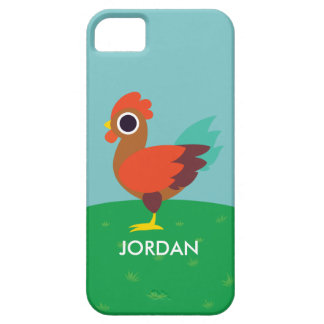 Chester the Rooster iPhone 5 Covers