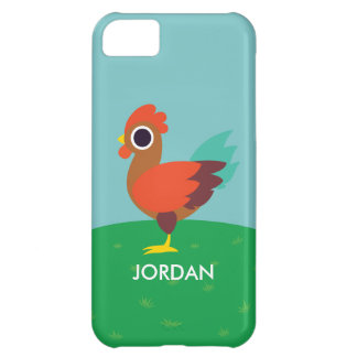 Chester the Rooster iPhone 5C Case