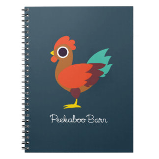 Chester the Rooster Notebooks