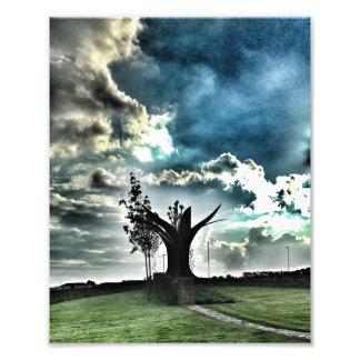 Chesterfield Sculpture Photo Print