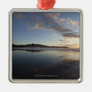 Chesterman Beach at Sunset, Tofino, Vancouver Christmas Ornament