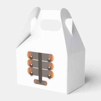 Chestnut Favour Box
