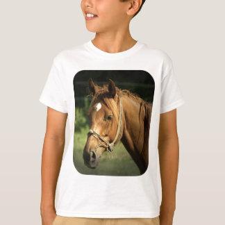 Chestnut Pony Children's T-Shirt