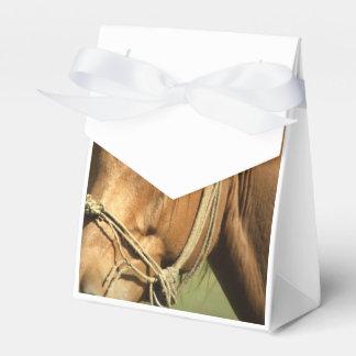 Chestnut Pony Party Favor Box
