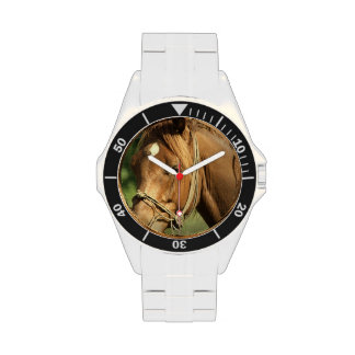 Chestnut Pony Wrist Watch