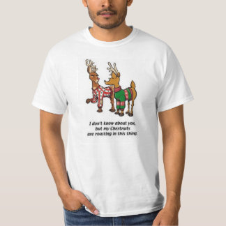 Chestnuts Roasting T-Shirt