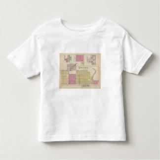 Chetopa, Dennis, Piqua, Labette City, Kansas Toddler T-Shirt