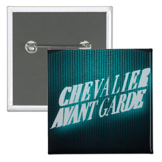 "Chevalier Avant Garde - ""CAG Logo Grid"" Pin"
