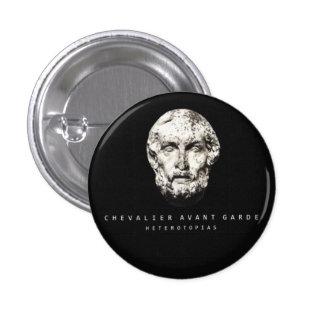 """Chevalier Avant Garde """"Homer + Album Title"""" Pin"""