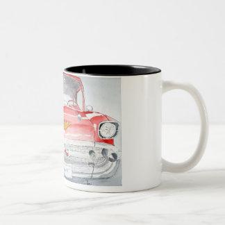 Chevrolet 57 Two-Tone coffee mug