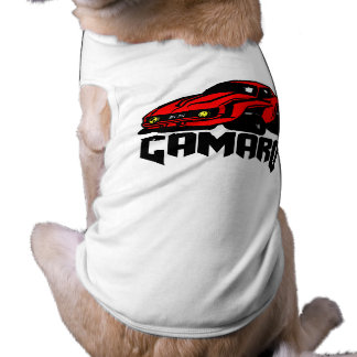 Chevrolet Camaro SS Pet Tee