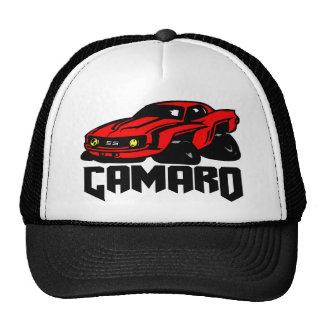Chevrolet Camaro SS Hats