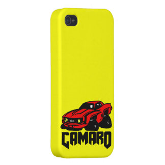 Chevrolet Camaro SS iPhone 4/4S Covers