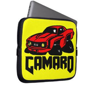 Chevrolet Camaro SS Laptop Computer Sleeves