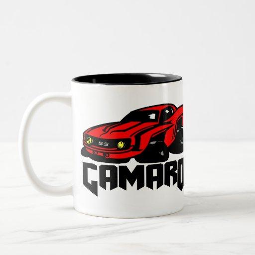 Chevrolet Camaro SS Coffee Mug