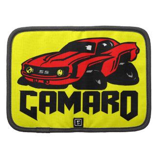 Chevrolet Camaro SS Folio Planners