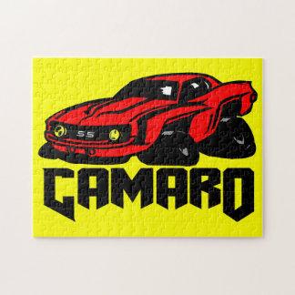 Chevrolet Camaro SS Puzzle