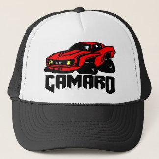 Chevrolet Camaro SS Trucker Hat