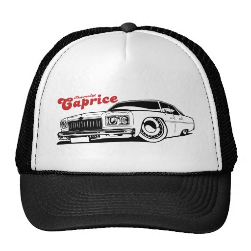 Chevrolet Caprice 1975 Cap