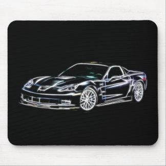 Chevrolet Corvette Mousepad