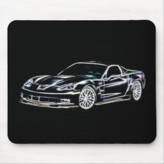 Chevrolet Corvette Mousepad