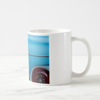 Chevrolet Deluxe Blue Fender Coffee Mug