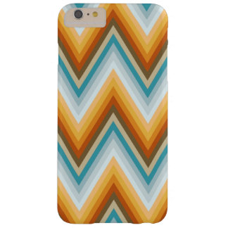 Chevron Background Pattern Barely There iPhone 6 Plus Case