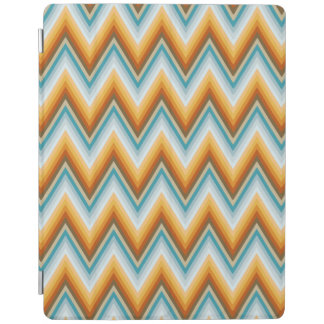 Chevron Background Pattern iPad Cover