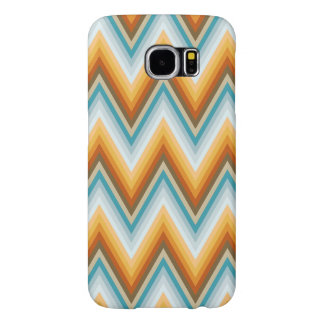 Chevron Background Pattern Samsung Galaxy S6 Cases