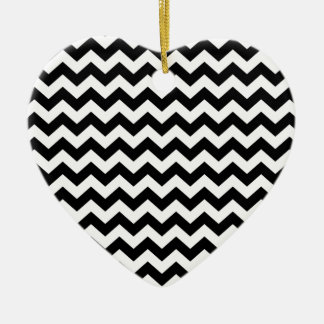 Chevron Christmas Ornament