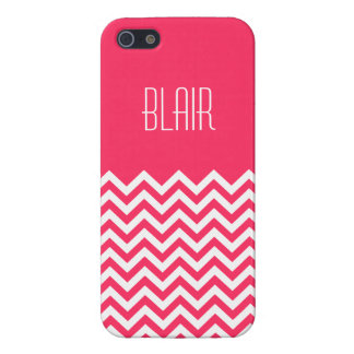 Chevron Color Block Case For iPhone 5/5S
