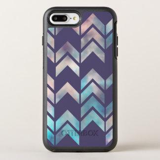 Chevron Dream 2 (Plum) Otterbox OtterBox Symmetry iPhone 7 Plus Case